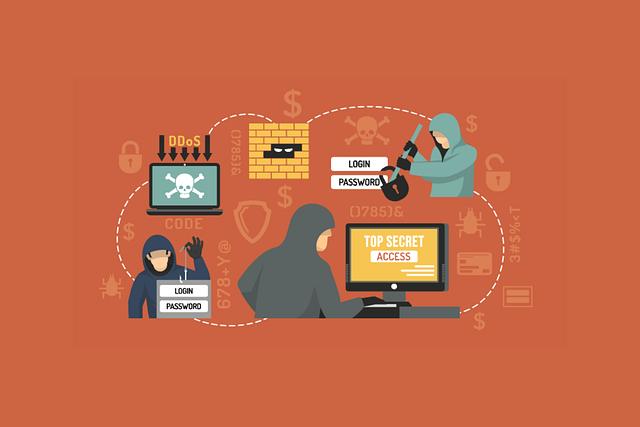 ataques comunes en la red